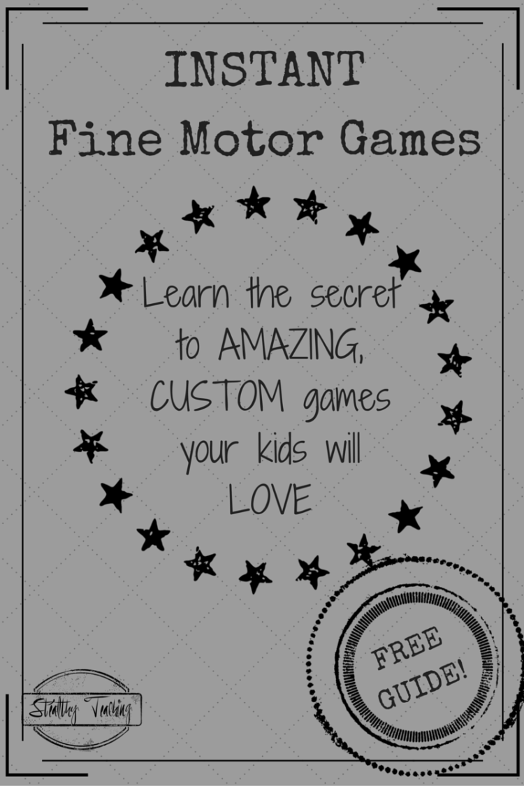 Looking for some great games for your kids but want to avoid a lot of effort and expense? Learn the secret to creating ENDLESS new games in under a minute! Free guide included!!